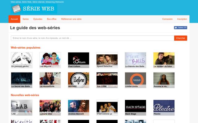 serieweb.com