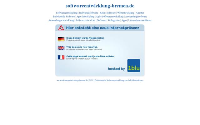 softwareentwicklung-bremen.de