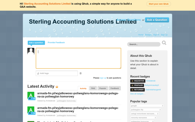 sterlingaccounting.qhub.com