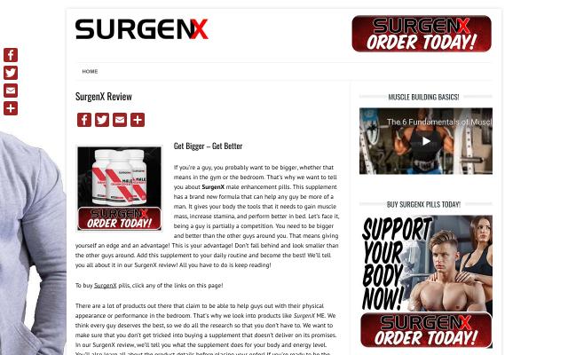 surgenx.org