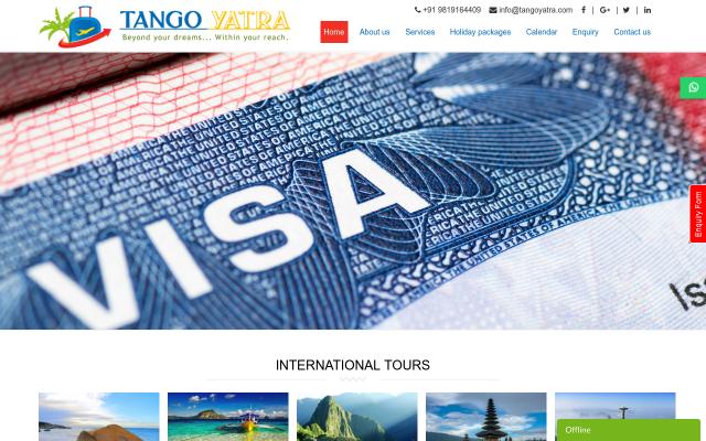 tangoyatra.com