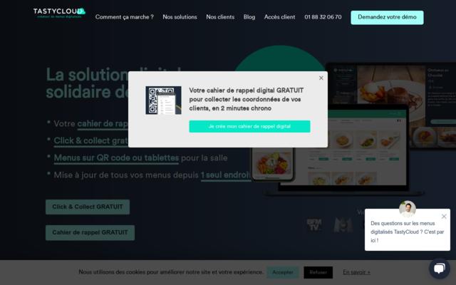 tastycloud.fr