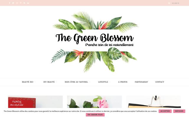 thegreenblossom.com