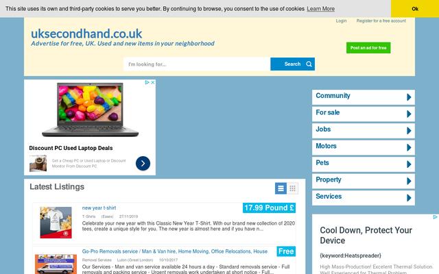 uksecondhand.co.uk
