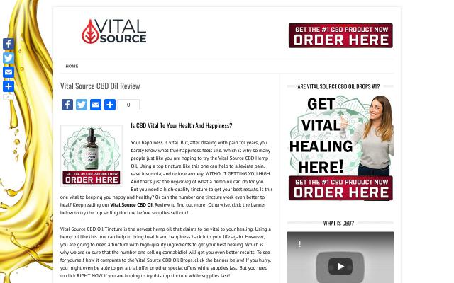 vitalsourcecbdoil.com