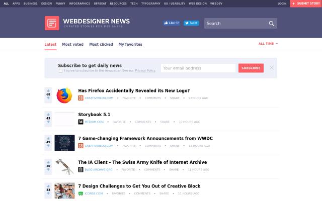webdesignernews.com