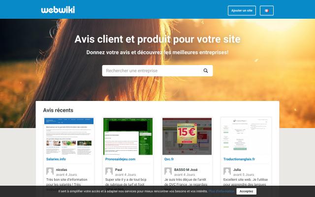 webwiki.fr