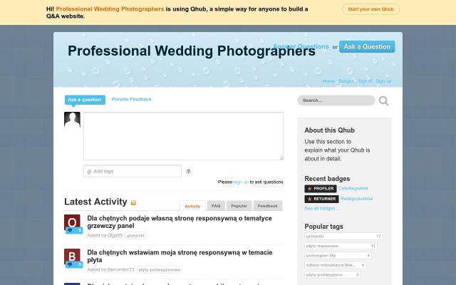 weddingphotographers.qhub.com