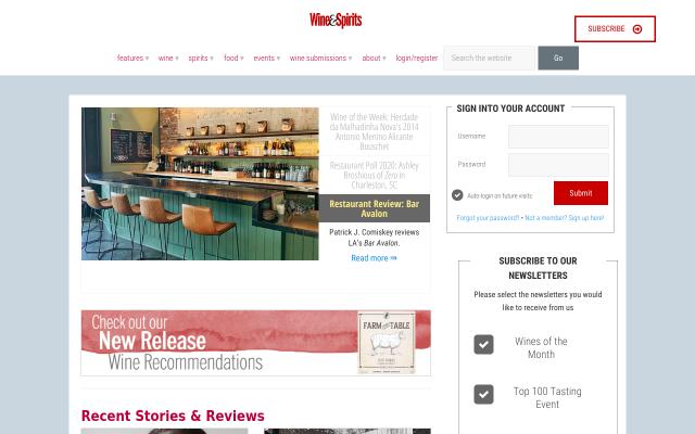 wineandspiritsmagazine.com